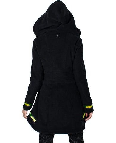 VIEWPORT FLEECE COAT