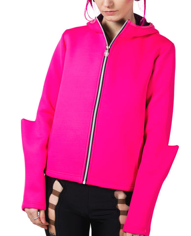VIRTUAL FLEECE ZIP JACKET
