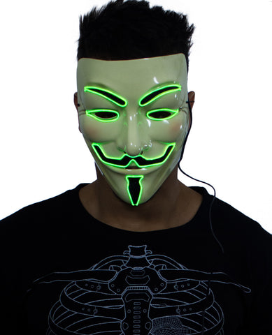 V ANONYMOUS MASK