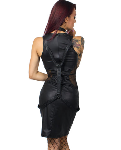 XXX LEASH DRESS