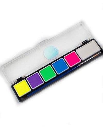 CYBERDOG MINI NEON PALETTE by Cyberdog - Rave clothing, festival fashion & clubwear.
