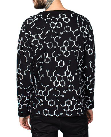 MENS CUBE SWEAT ANTIMATTER