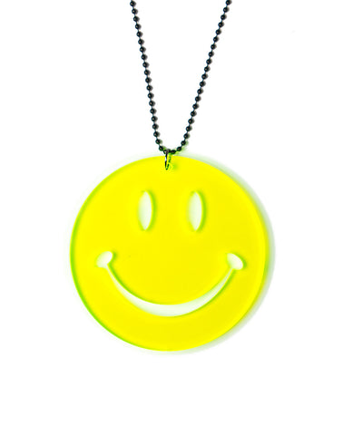 HAPPY RAVER NECKLACE