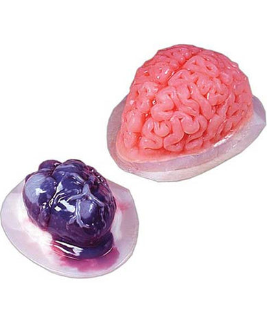 HEART N BRAIN MOULD 2PC SET