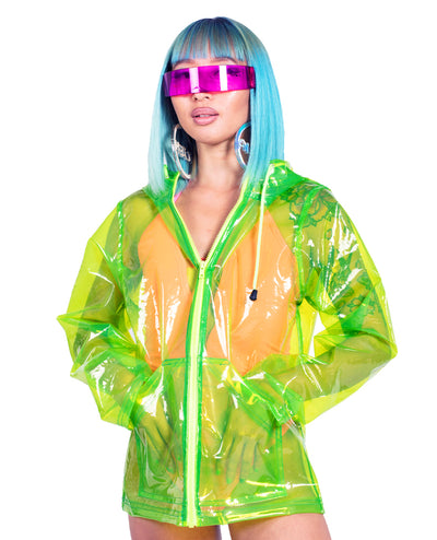 JELLIE JACKET by Cyberdog - Rave clothing, festival fashion & clubwear.