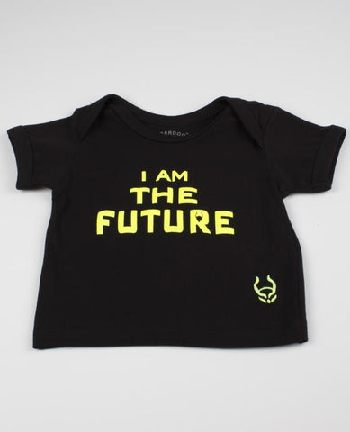BABY TEE I AM THE FUTURE