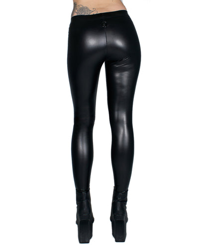 XXX CYBER LEGGING by Cyberdog - Rave clothing, festival fashion & clubwear.