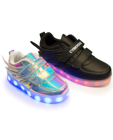 KIDS LIGHT UP SHOES RGB