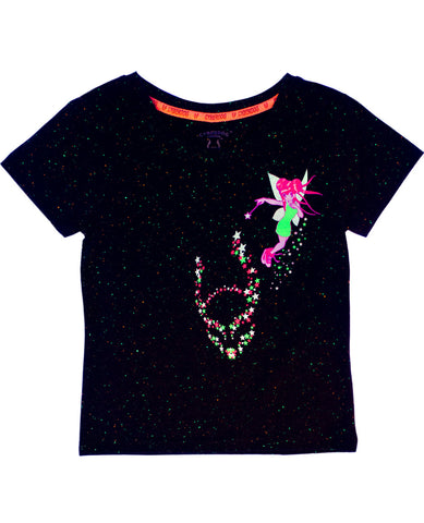 KIDS GIRL SPECLE S/S SPACE FAIRY
