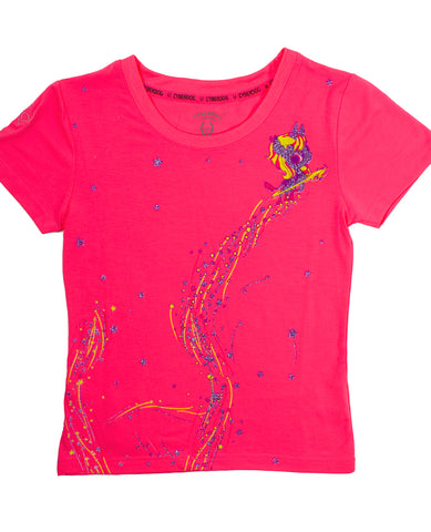 KIDS S/S UNICORN STARDUST