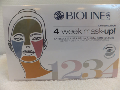 Bioline 4-weeks mask-up