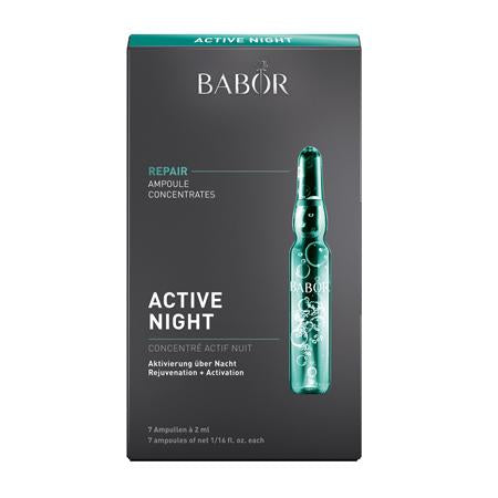 Babor Ampuller Active Night Fluid