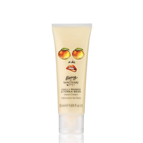 Being by Sanctuary Chilli Mango & Tonka Bean Hand Cream