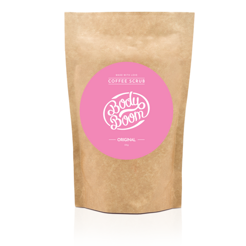 BodyBoom Coffee Scrub Original