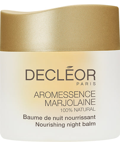 Decléor Intense Nutrition Aromessence Marjolaine Nourishing Night Balm