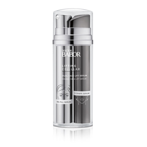 Babor Doctor Babor Lifting Cellular Dual Face Lift Serum (shape & fill)