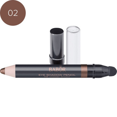 Babor Eye Shadow Pencil 02 copper brown. Multifunksjonell penn med øyeskygge.