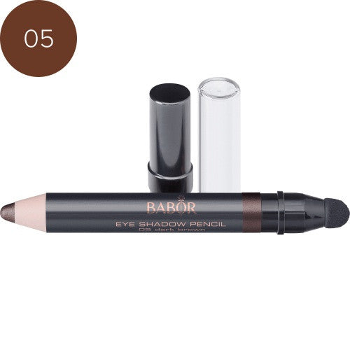 Babor Eye Shadow Pencil 05 dark brown. Multifunksjonell penn med øyeskygge.
