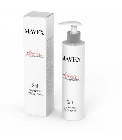 Mavex 2in1 Cleansing Milk & Tonic