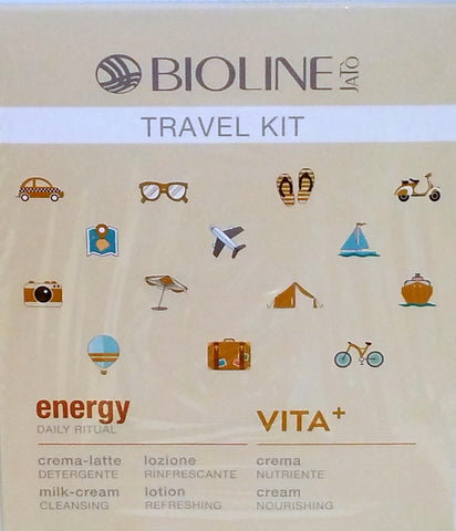 Bioline Travel Kit  - Vita+ Energy