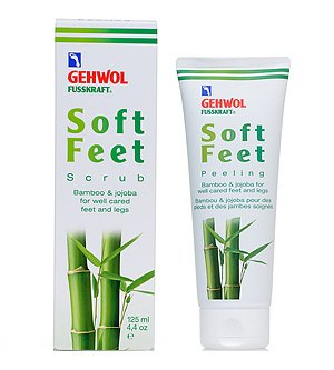 GEHWOL FUSSKRAFT Soft Feet Scrub