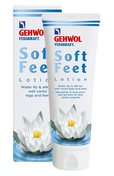 Gehwol Fusskraft Soft Feet Lotion