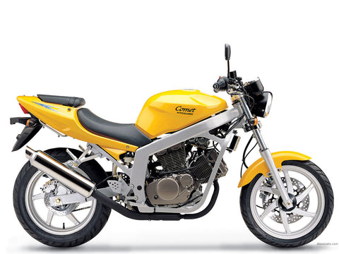 Hyosung GT125 Parts and Accessories