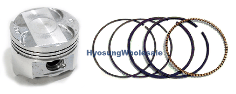 Daelim Piston With Rings Set VL125 VJ125