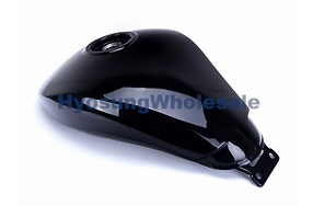 44110HP9503CMB Hyosung Aquila Fuel Gas Tank Carby Model Black With Blue Pearl GV650
