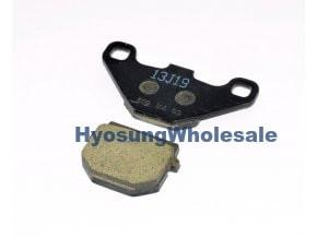59300-03860 Hyosung Brake Pads SF50 SF50B SD50