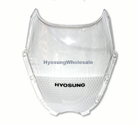 94611HP9203 Hyosung Clear Screen Windscreen GT125R GT250R GT650R