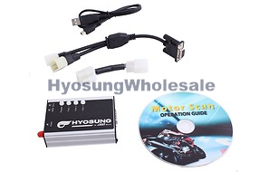 SJC-S0157 Hyosung Brand New Genuine Hyosung Diagnostic Scan, Scanner Tool Includes all cables and software