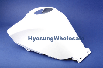 HYOSUNG GD250N FUEL TANK COVER (CENTER)
