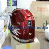 99000HJ82000WB Hyosung Rear Box Red GV125 GV250