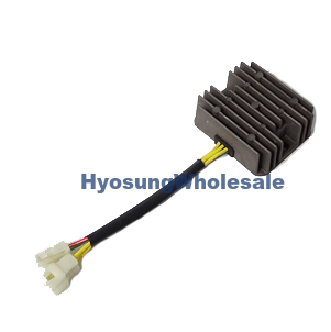 32800HN9101 32800HN9110 32800HN9120 Hyosung Voltage Regulator Rectifier GT650 GT650S GT650R GV650 MS3-250 GV650 GV700 ST7 GD250N