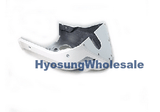 94409SB93000WP Hyosung White Mud Fairing Belly Pan GT650