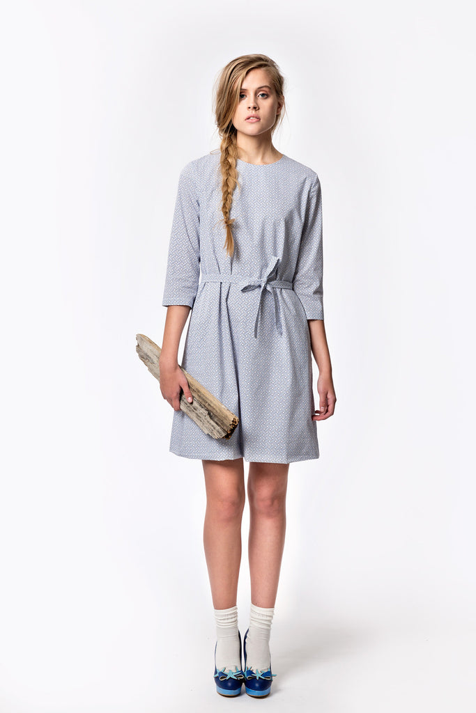 Windmill Cotton Shift Dress