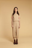 Summer Crepe Jumpsuit