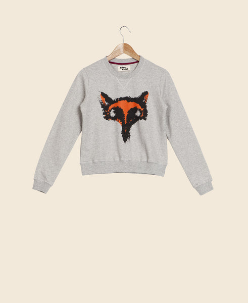 Hackney Fox College Top