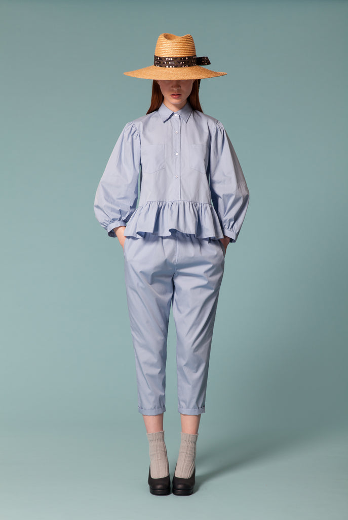 Bambou Blend Trousers