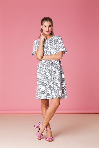 Little Cumulus Jersey Dress