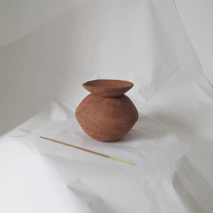 Incense Totem XI - Klomp Ceramics