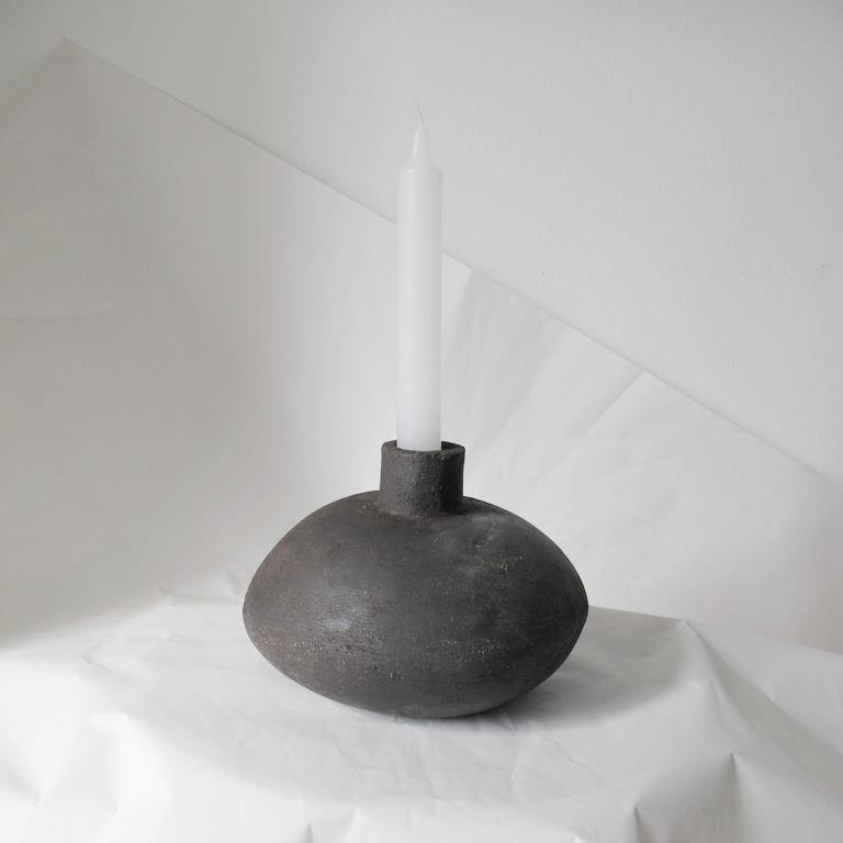Candle Totem XVII - Klomp Ceramics