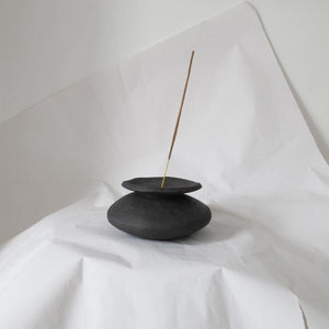 Incense Totem V - Klomp Ceramics