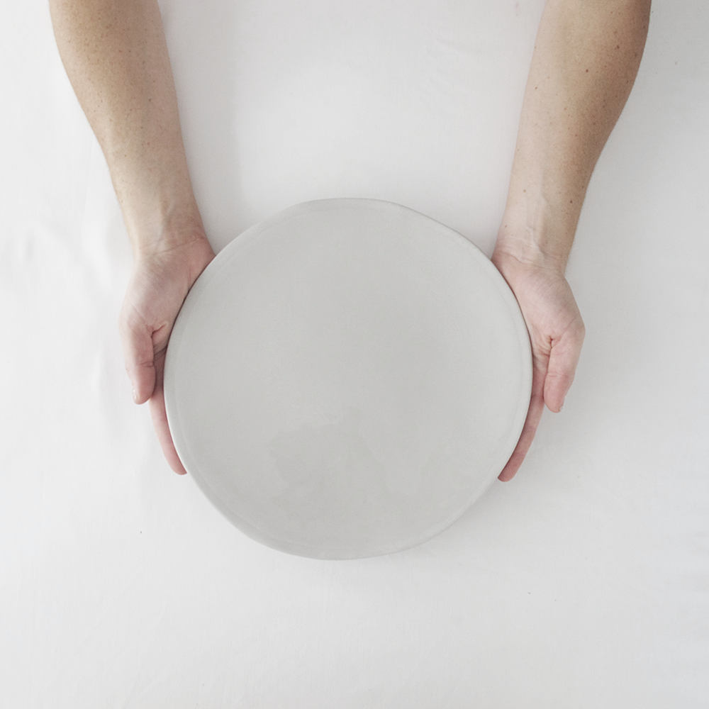 Klomp Ceramics Everyday Dinner Plate