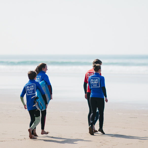 Surf Experience - 1/2 Day (BOOK FOR 1 or 2 PEOPLE IN A NON PRIVATE GROUP)