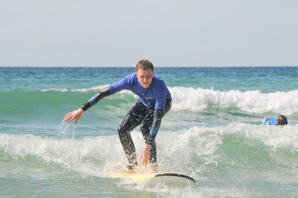 Surfing COURSE - 3 Lessons (private)