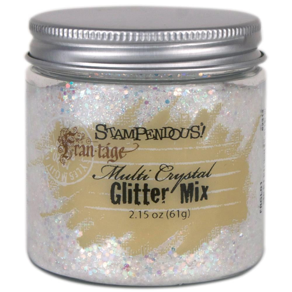 Multi Crystal Glitter Mix