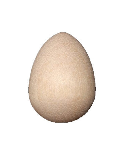 1-3/16 in. Wood Bird Eggs