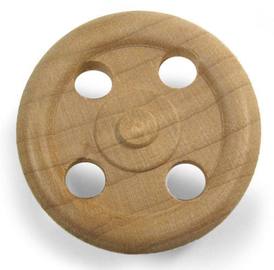 1-1/4 in. Wood Steering Wheels
